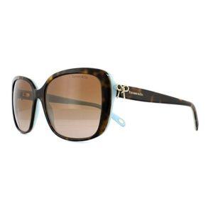 New Tiffany & Co. 4092 Tortoise Sunglasses